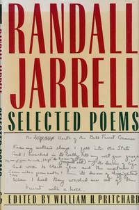 Randall Jarrell Selected Poems