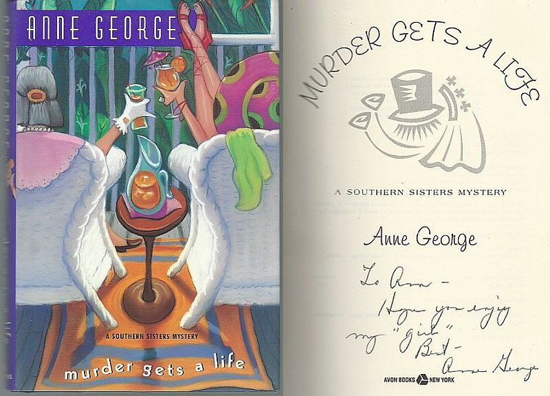 MURDER GETS A LIFE, George, Anne
