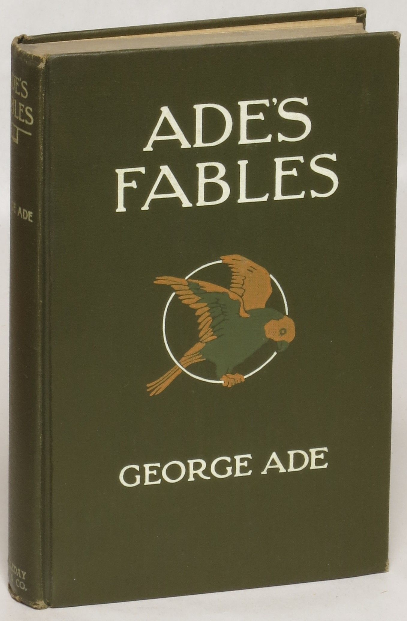 Ade's Fables by Ade, George - biblio.com