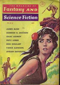 The Magazine of FANTASY AND SCIENCE FICTION (F&SF): May 1962