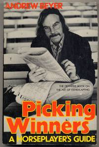 image of Picking Winners: A Horseplayer's Guide