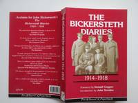image of The Bickersteth diaries 1914 - 1918