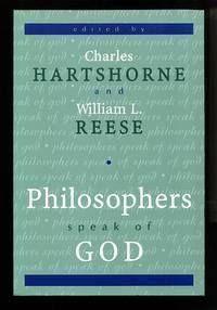 image of Philosophers Speak of God