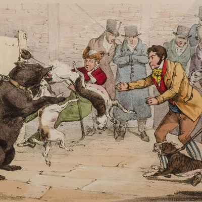 London: Printed for Thomas M'Lean, 1825. He could draw Hunting and write about it because he hunted ...