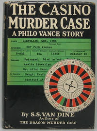 image of The Casino Murder Case: A Philo Vance Story
