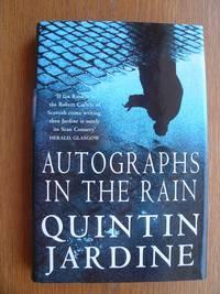Autographs in the Rain