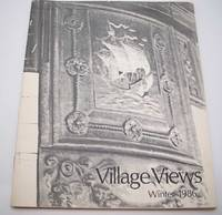 Village Views: A Quarterly Review Volume 3, Number 1, Winter 1986