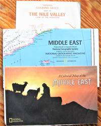 image of Maps: The Middle East. Lot of 8