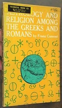 image of Astrology and Religion among the Greeks and Romans