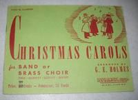 Christmas Carols for Band or Brass Choir (Third Bb Clarinet)