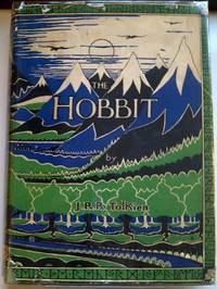 collectible copy of The Hobbit