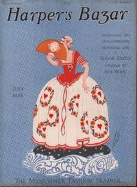 image of Harper's Bazar (Harper's Bazaar) Magazine Cover  July, 1925
