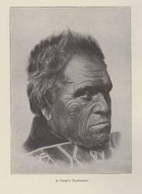 image of Moko or Maori Tattooing
