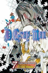 D. Gray-Man Vol. 7