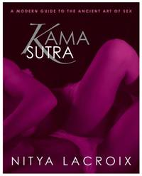 Kama Sutra Book by Nitya Lacroix