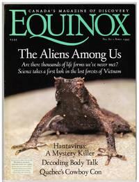 image of EQUINOX SCIENCE MAGAZINE: CREATURES WE HAVEN'T MET YET