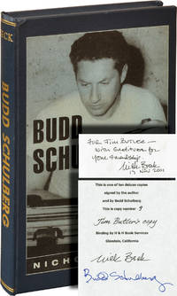 image of Budd Schulberg: A Bio-Bibliography (First Edition, one of 10 copies signed)
