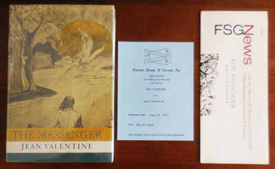 New York: Farrar, Straus & Giroux, 1979. First edition. Hardcover. Near Fine/near fine. 8vo. 67 pp. ...