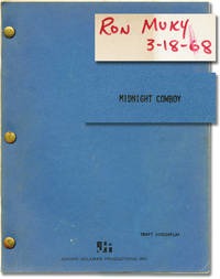 Midnight Cowboy (Original screenplay for the 1969 film, working copy belonging to still photographer Ron Munkasci)