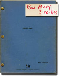 image of Midnight Cowboy (Original screenplay for the 1969 film, working copy belonging to still photographer Ron Munkasci)