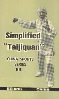 Simplified Taijiquan; China Sports Series 1