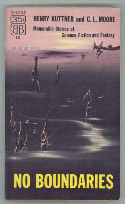 New York: Ballantine Books, 1955. Small octavo, pictorial wrappers. First edition. Ballantine Books ...