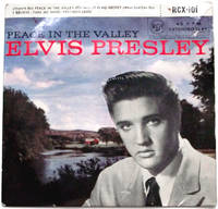 image of Elvis Presley Peace In The Valley EP