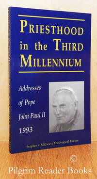 image of Priesthood in the Third Millennium: Addresses of Pope John Paul II, 1993.