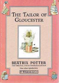 The Tailor Of Gloucester by Potter Beatrix - Paperback - Reprint - 1990 - from Marlowes Books (SKU: 120055)