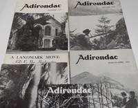 Adirondac (magazine). 5 issues.