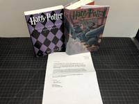 image of HARRY POTTER AND THE PRISONER OF AZKABAN ( Plus proof copy)