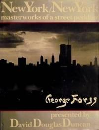 image of New York, New York: Masterworks of a Street Peddler - George Forss