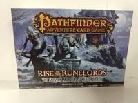 Pathfinder Adventure Card Game: Rise of the Runelords Deck 2-the Skinsaw Murders Adventure Deck