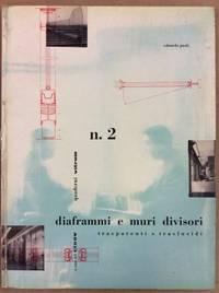QUADERNI VITRUM - N. 2. DIAFRAMMI E MURI DIVISORI TRASPARENTI E TRASLUCIDI.