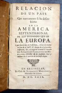Extremely rare first Spanish edition  / Carta geographica de un país que nuevamente se ha...