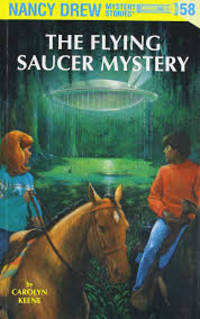 The Flying Saucer Mystery