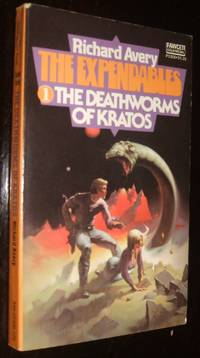 The Expendables #1 The Deathworms of Kratos
