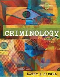 Criminology - The Core