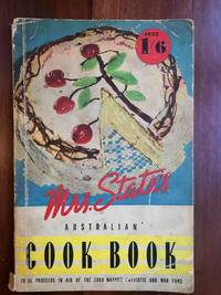 Mrs State's Australian Cook Book