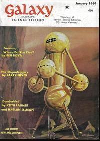 GALAXY Science Fiction: January, Jan. 1969