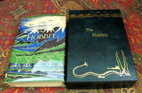 The Hobbit, or There and Back Again, 1955 7th Impression in Dustjacket, with Custom Leather Slipcase