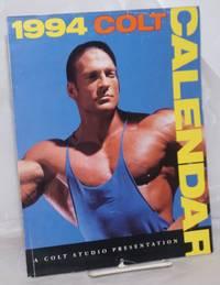 image of 1994 Colt calendar a Colt Studio presentation
