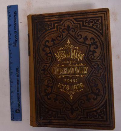 Philadelphia: Fulton Publishig Company, 1876. Hardcover. VG- light rubbing and wear to corners and e...