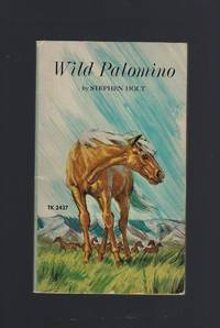 image of Wild Palomino First Printing 1973 Scholastic