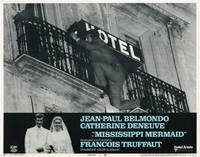 image of Mississippi Mermaid [La sirene du Mississipi] (Collection of 7 lobby cards for the 1969 film)