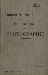 ANNUAIRE GÉNÉRAL ET INTERNATIONAL DE LA PHOTOGRAPHIE