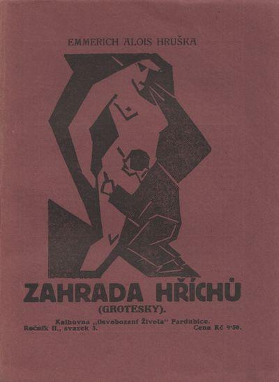 Pardubice: Osvobození života, 1927. Octavo (19 × 14.5 cm). Original pictorial wrappers; 127 pp. W...