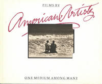 Films by Artists: One Medium among Many by  Regina Cornwell  - First printing  - 1981  - from Passages Bookshop (SKU: 3619)