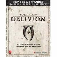 Elder Scrolls IV, Oblivion: Official Strategy Guide Revised Edition