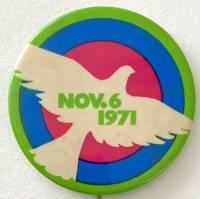 image of Nov. 6 1971 [pinback button]